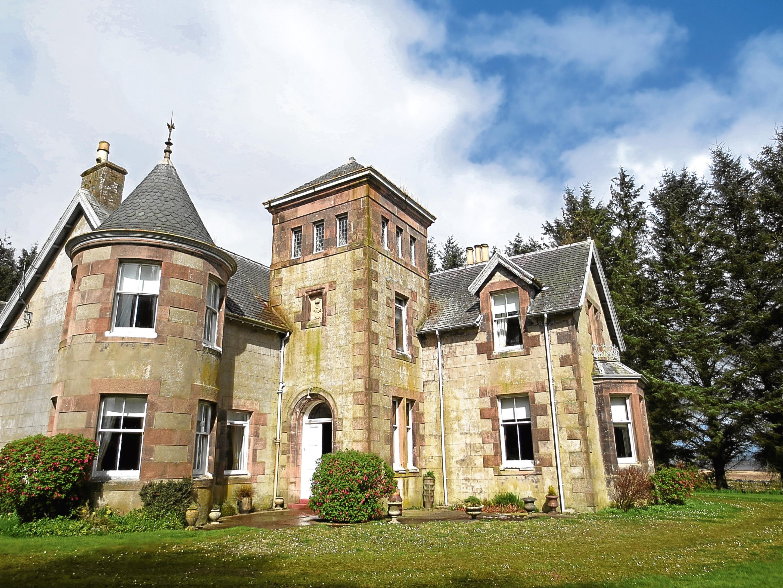 North Dorrery Lodge