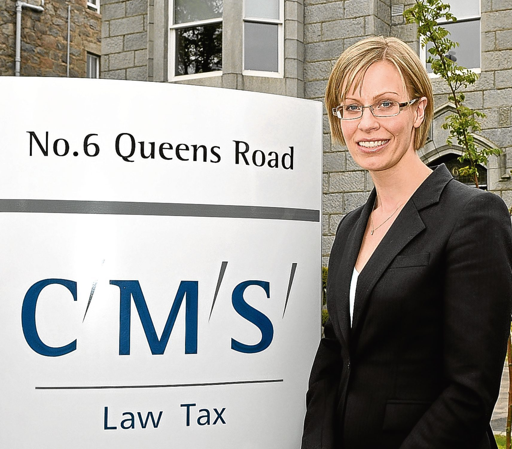 Alison Woods is nwo a partner at CMS Cameron McKenna    (submitted pic)