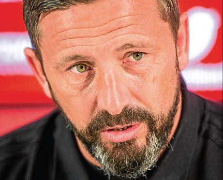 Aberdeen manager Derek McInnes is identifying targets for the summer.