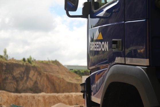 Breedon Group vehicles are a familiar sight around the north and north-east.