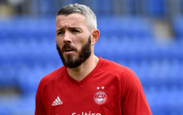 Former Aberdeen defender Kevin McNaughton