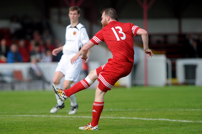 Dale Gillespie has returned to Brora Rangers.