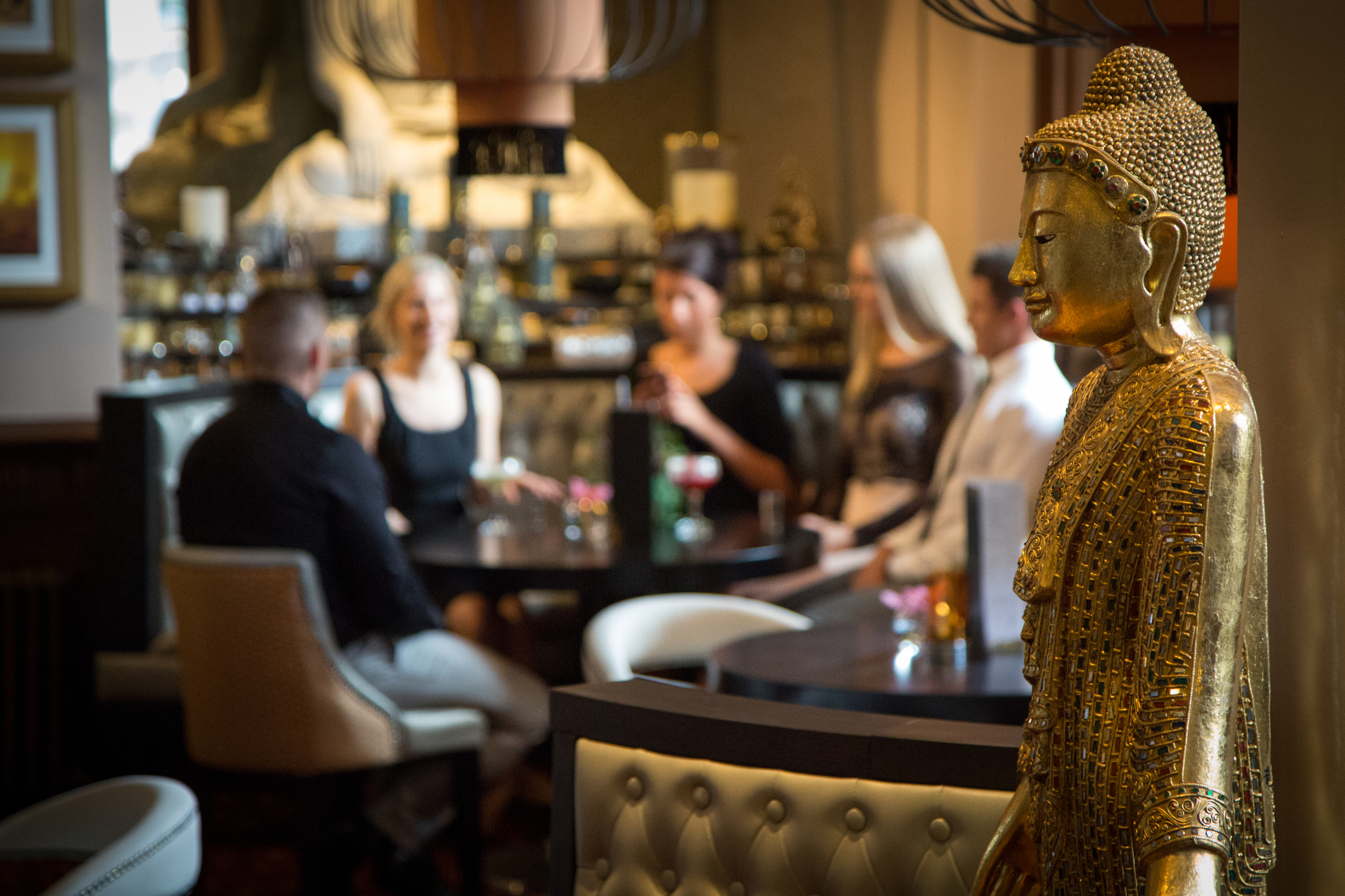 Chaophraya brings eclectic Thai dishes, opulent decor and renounced Thai hospitality to the heart of Aberdeen