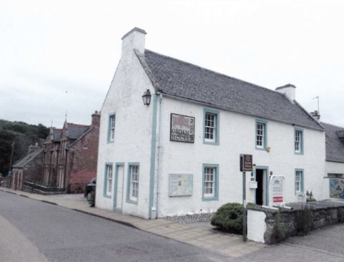 Groam House Museum in Rosemarkie