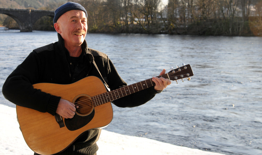 Fraser Nimmo will visit the north-east for the festival.