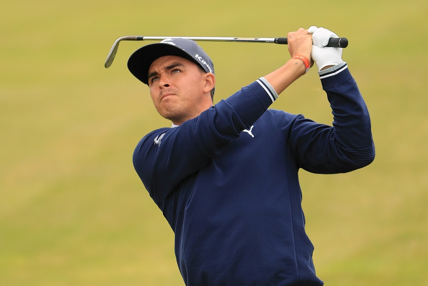 Rickie Fowler made a strong start at the Scottish Open.