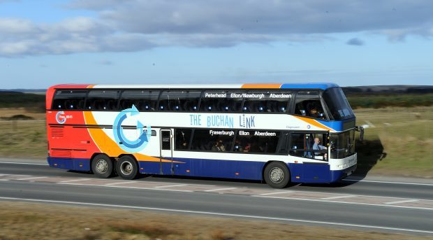 A new bus route is being considered between Ellon Park and Ride and Aberdeen.