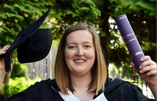 Caryn Stubbs, RGU graduate