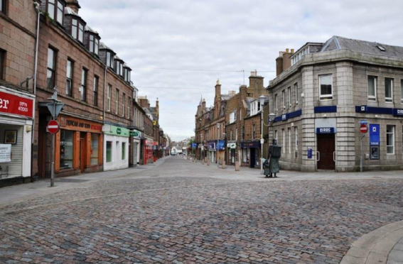 Rediscover Peterhead aims to improve the town centre.