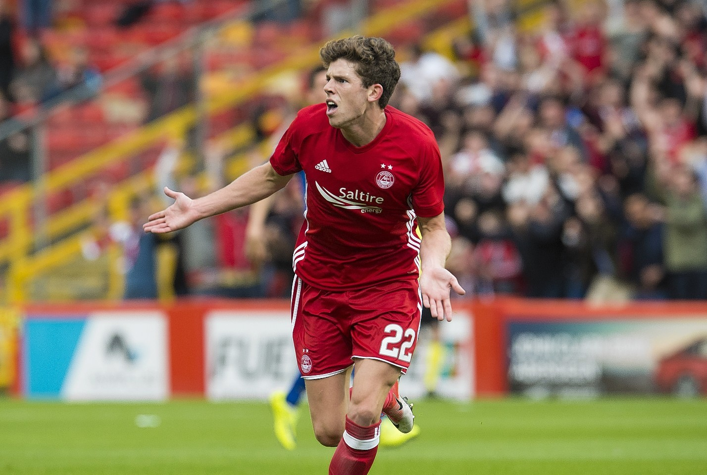 Ryan Christie still has a year left on his contract at Celtic.