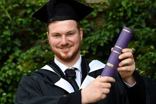 Stuart Angus, RGU graduate