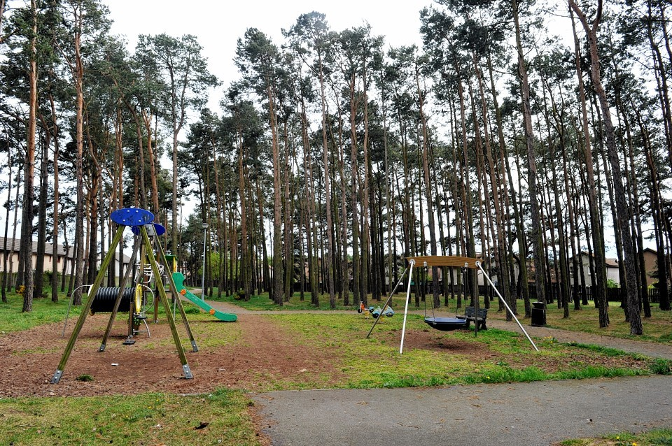 Play parks are being shut across the region.