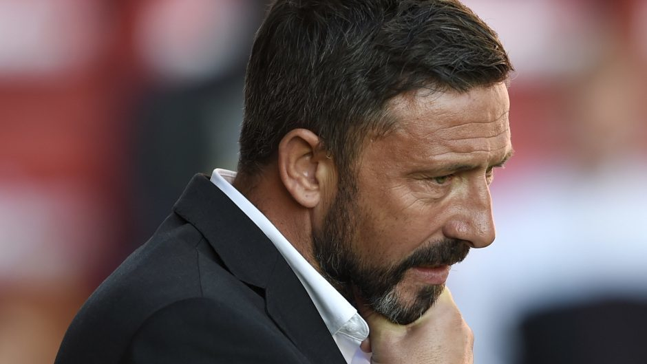 Derek McInnes has been linked with the vacant Rangers job.