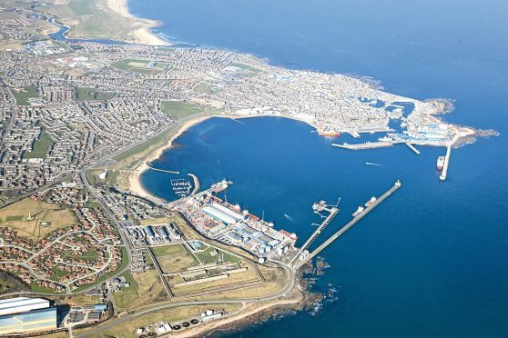 About 20 businesses are opposing the BID scheme in Peterhead.