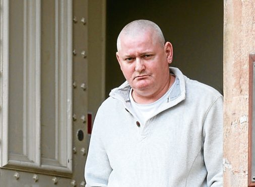 Maurice Macleod at Inverness Sheriff Court