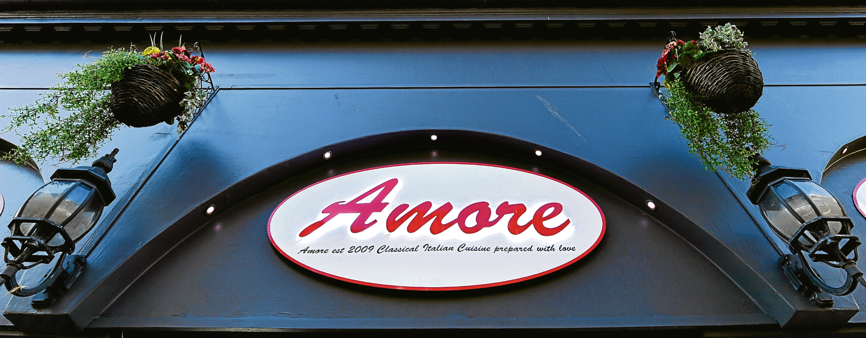 YOUR LIFE restaurant review ;  Amore, Huntly Street, Aberdeen.      Picture by Kami Thomson    08-08-17