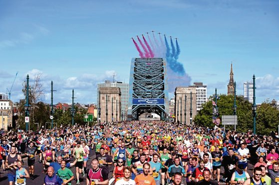 Like similar events, the Great Aberdeen Run is expected to attract thousands to the city