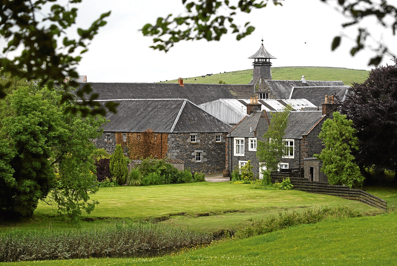 Bladnoch Distillery in Bladnoch, Dumfries and Galloway.  picture by Alex Hewitt alex.hewitt@gmail.com 07789 871 540