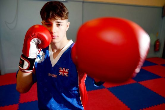 Dylan Banfield, who trains at Kaizen Kickboxing, has been selected for the British squad.