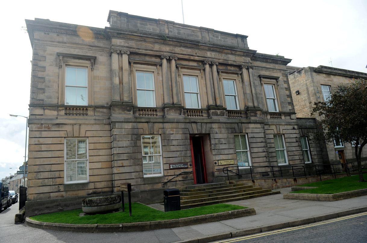 Duncan McGregor was sentenced to unpaid work at Elgin Sheriff Court.