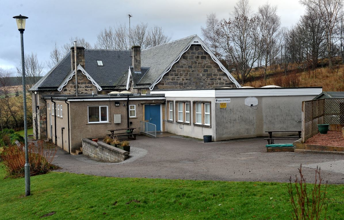 The remaining pupils at Inveravon Primary School did not return after the summer holiday.