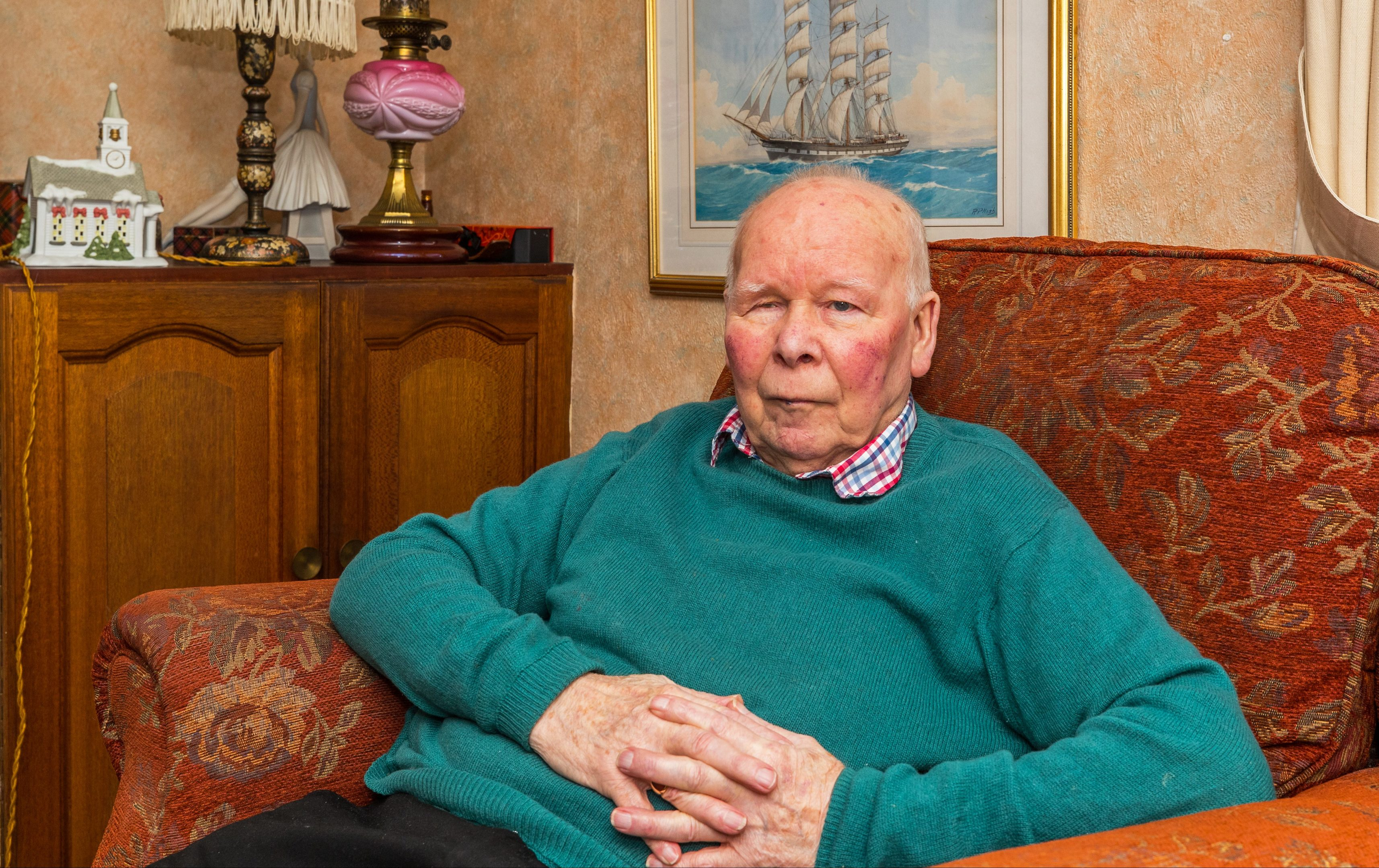 John Penman was devastated to find that his prized collection of watches had been stolen