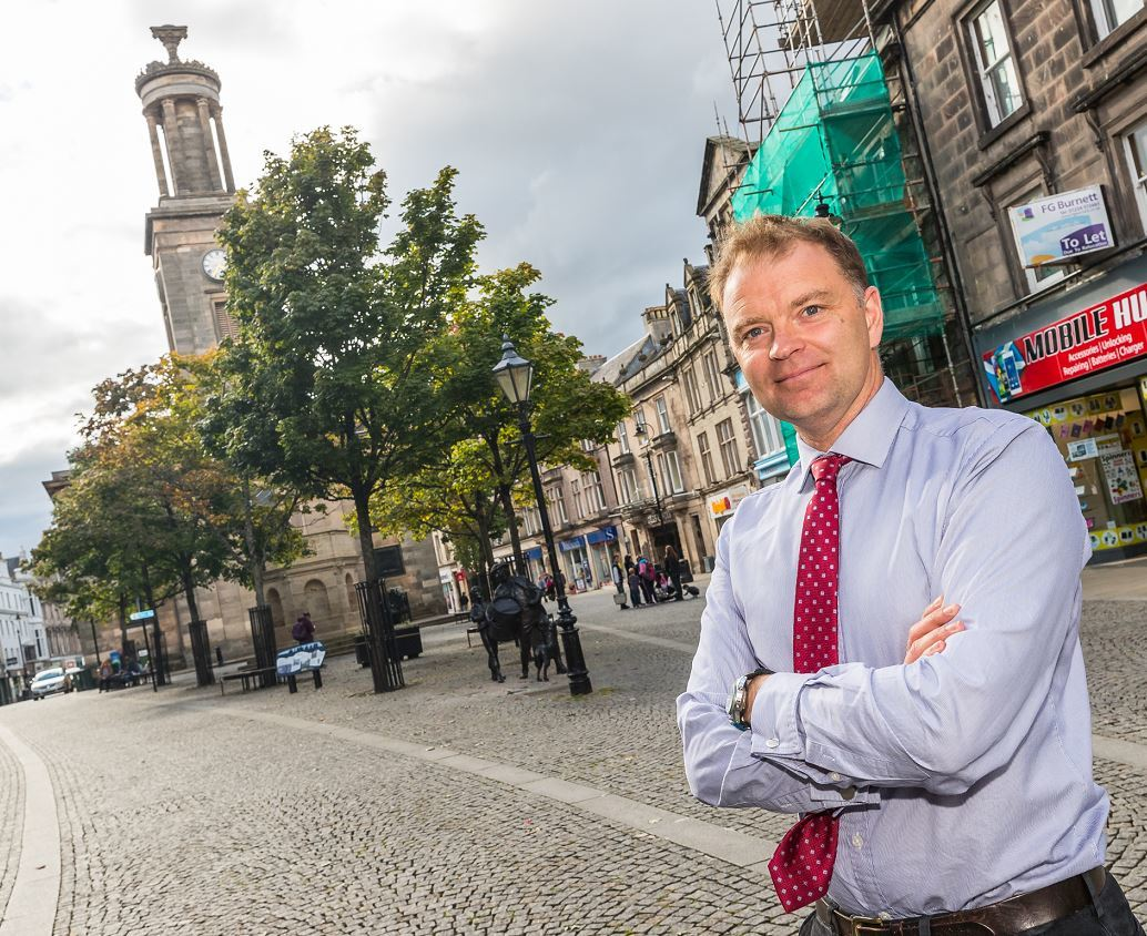 Head of residential sales at Galbraith, Rod Christie, believes quality homes to buy could soon be in short supply.