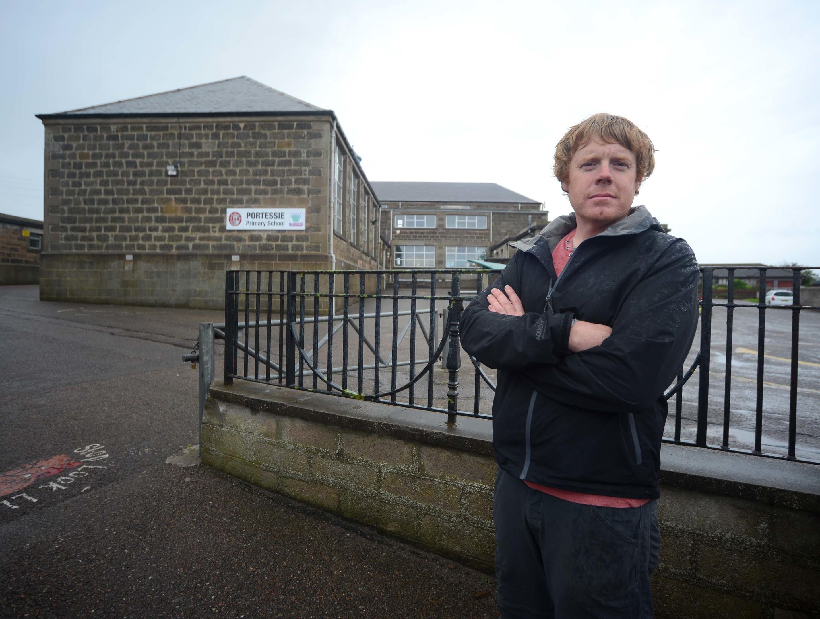 """Buckie councillor Tim Eagle believes debate over school closures is """"inevitable""""."""