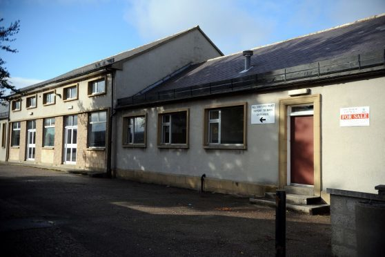 Tomintoul Secondary School was officially closed in 2000.