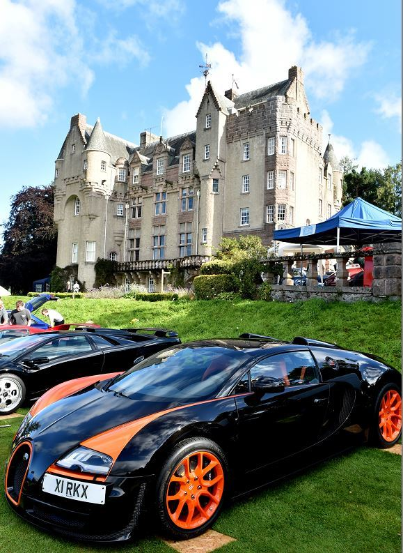 The Royal Deeside Speed Fest gears up for second year.