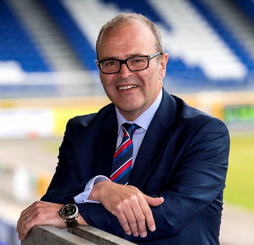 Caley Jags chairman Willie Finlayson is to step down at the end of the month