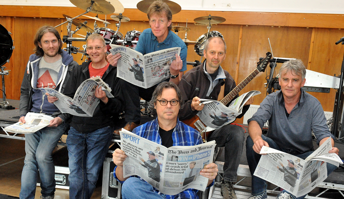 Runrig chat to The Press & Journal before their 40th anniversary gig on the Black Isle