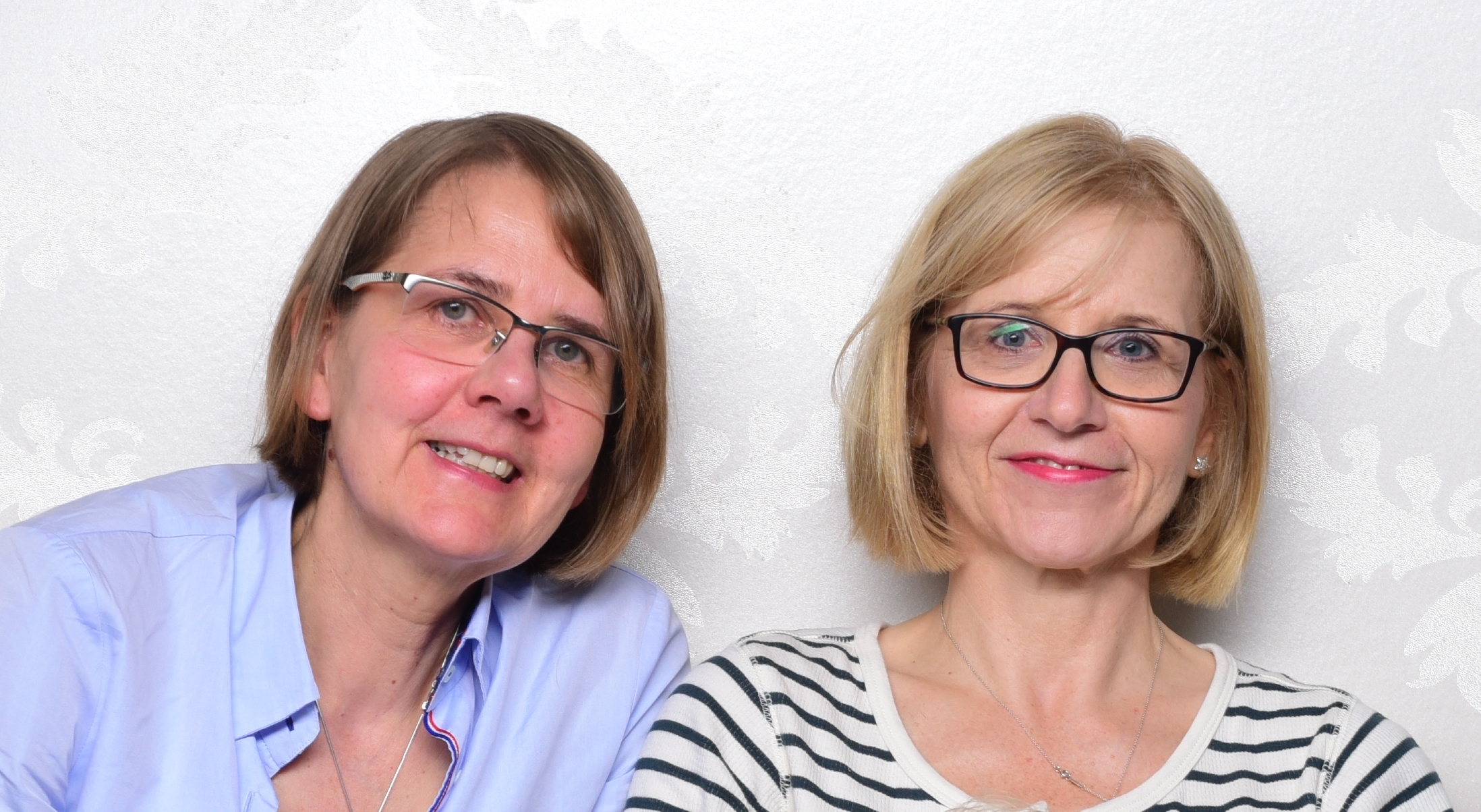Susann and Liv Schindler