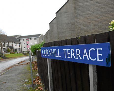 Cornhill Terrace, Aberdeen