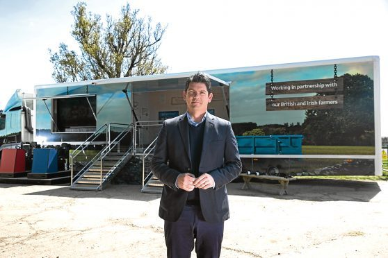Connor McVeigh, McDonald's UK head of supply chain