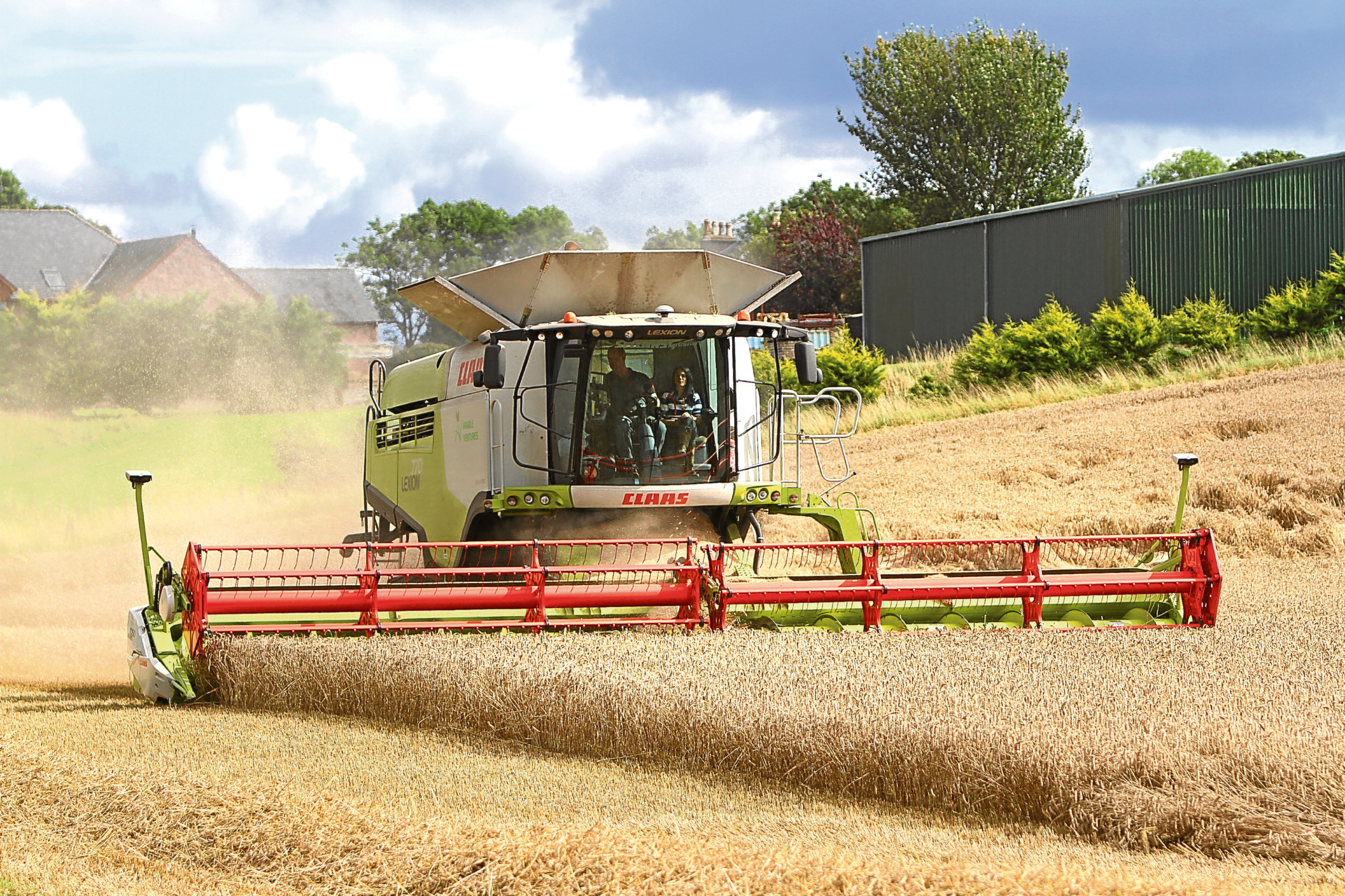 The comments were made at Scottish Agronomy's conference.