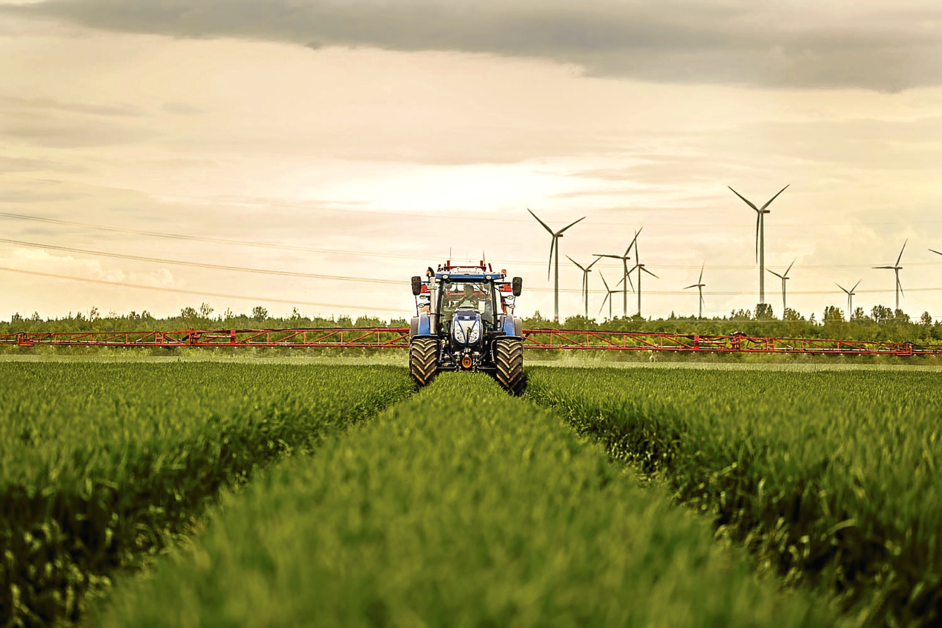 New technologies jointly developed by Bayer and Bosch will help farmers applying herbicides more efficiently