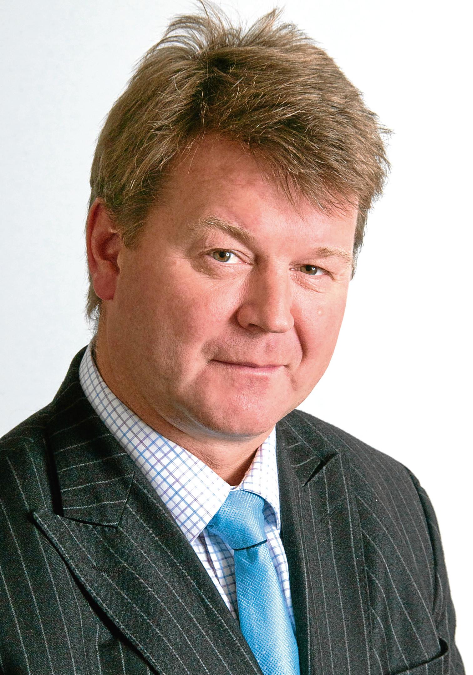 Tim McCreath, Managing Director at Simpsons Malt