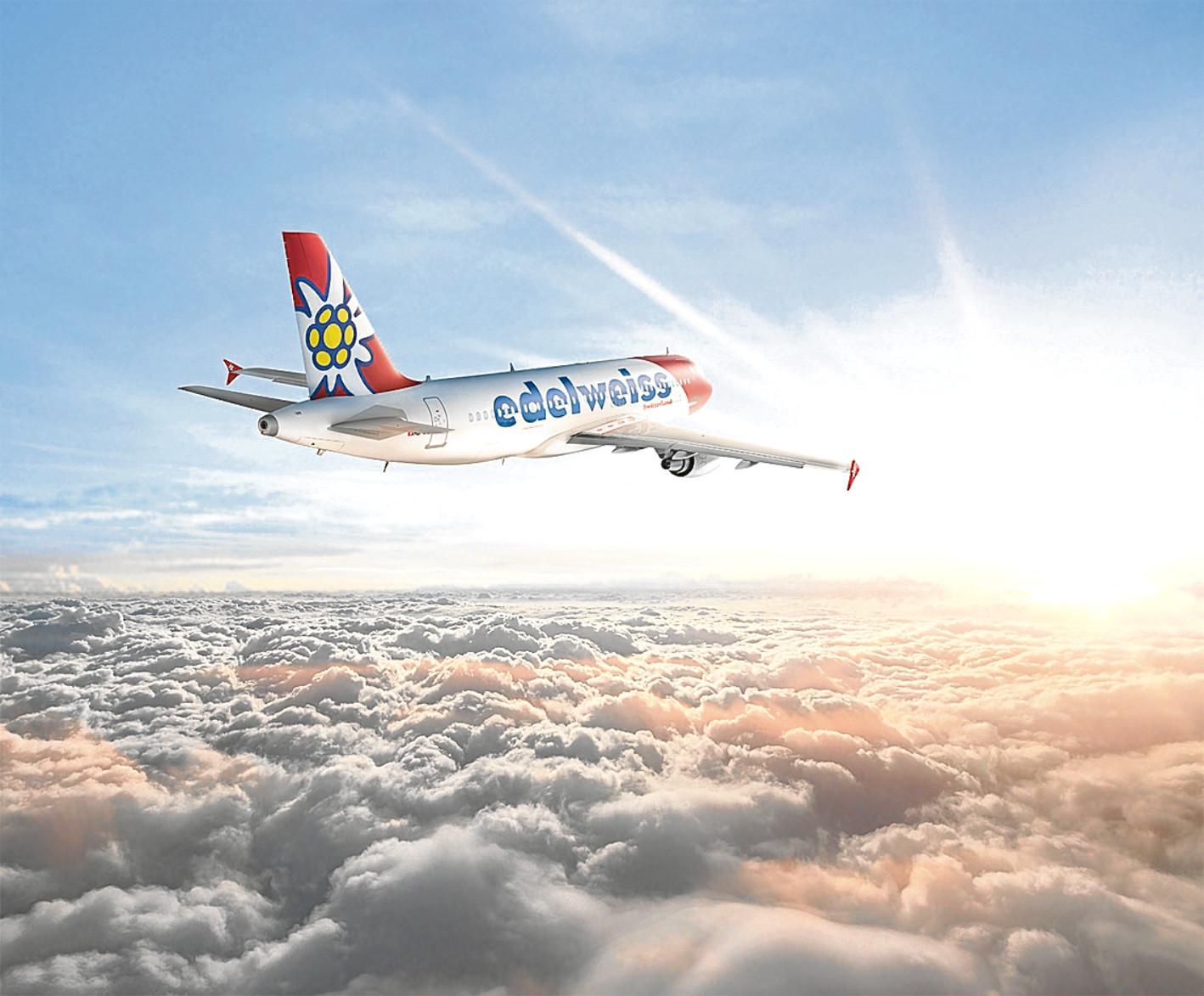 Swiss airline Edelweiss Air