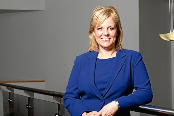 New Aberdeen Harbour board chief executive Michelle Handforth