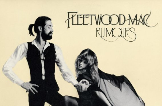 Rumours was released 40 years ago