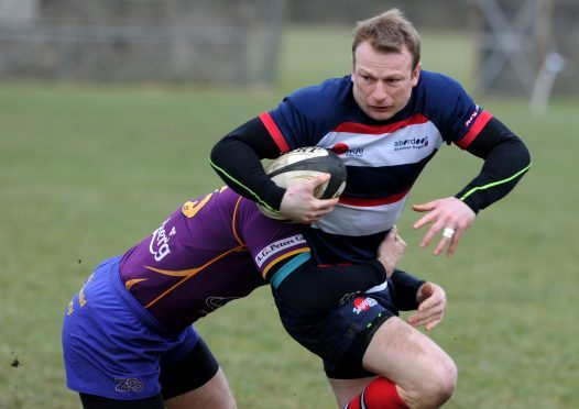 Grammar's Grant Walker in action  Picture by KENNY ELRICK     07/02/2015