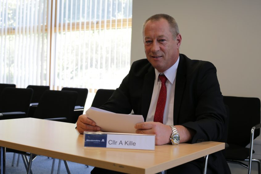 Councillor Andy Kille