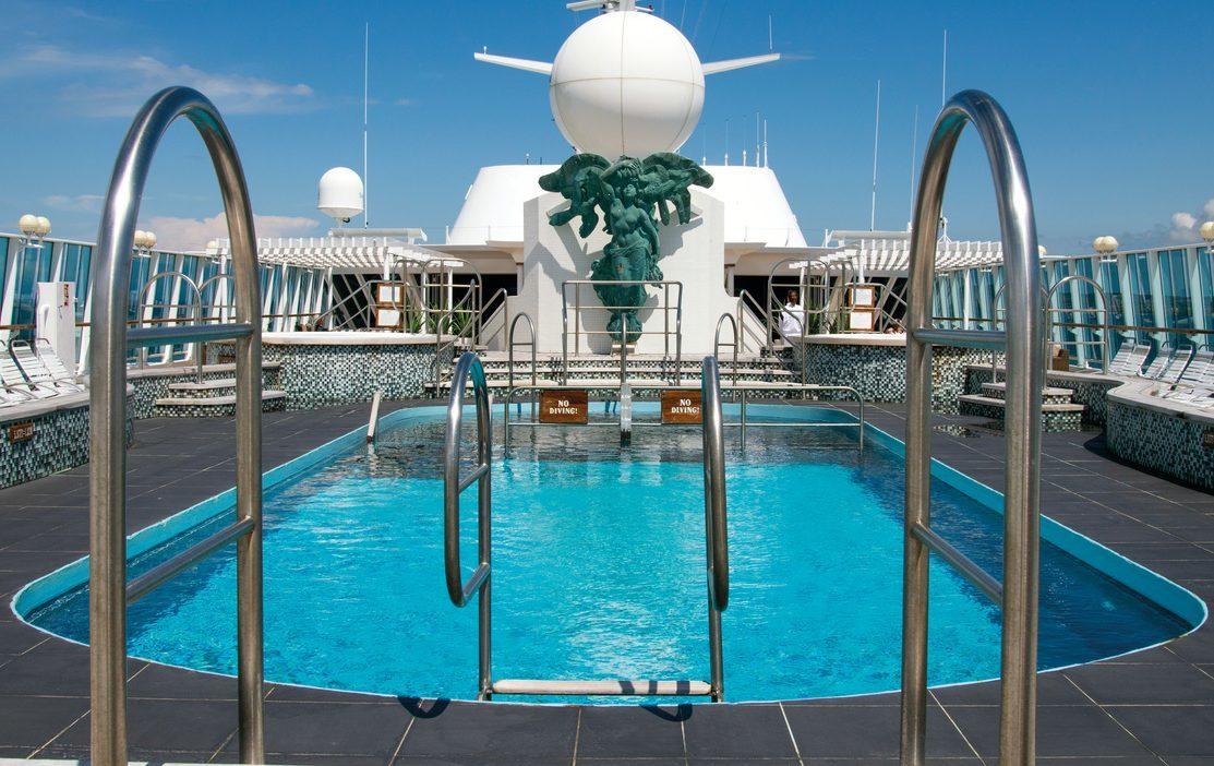 The Balmoral swimming pool