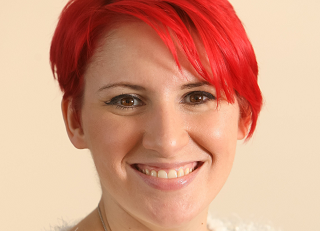 Leigh-Ann Little, manager of the Inverness and District MS therapy centre
