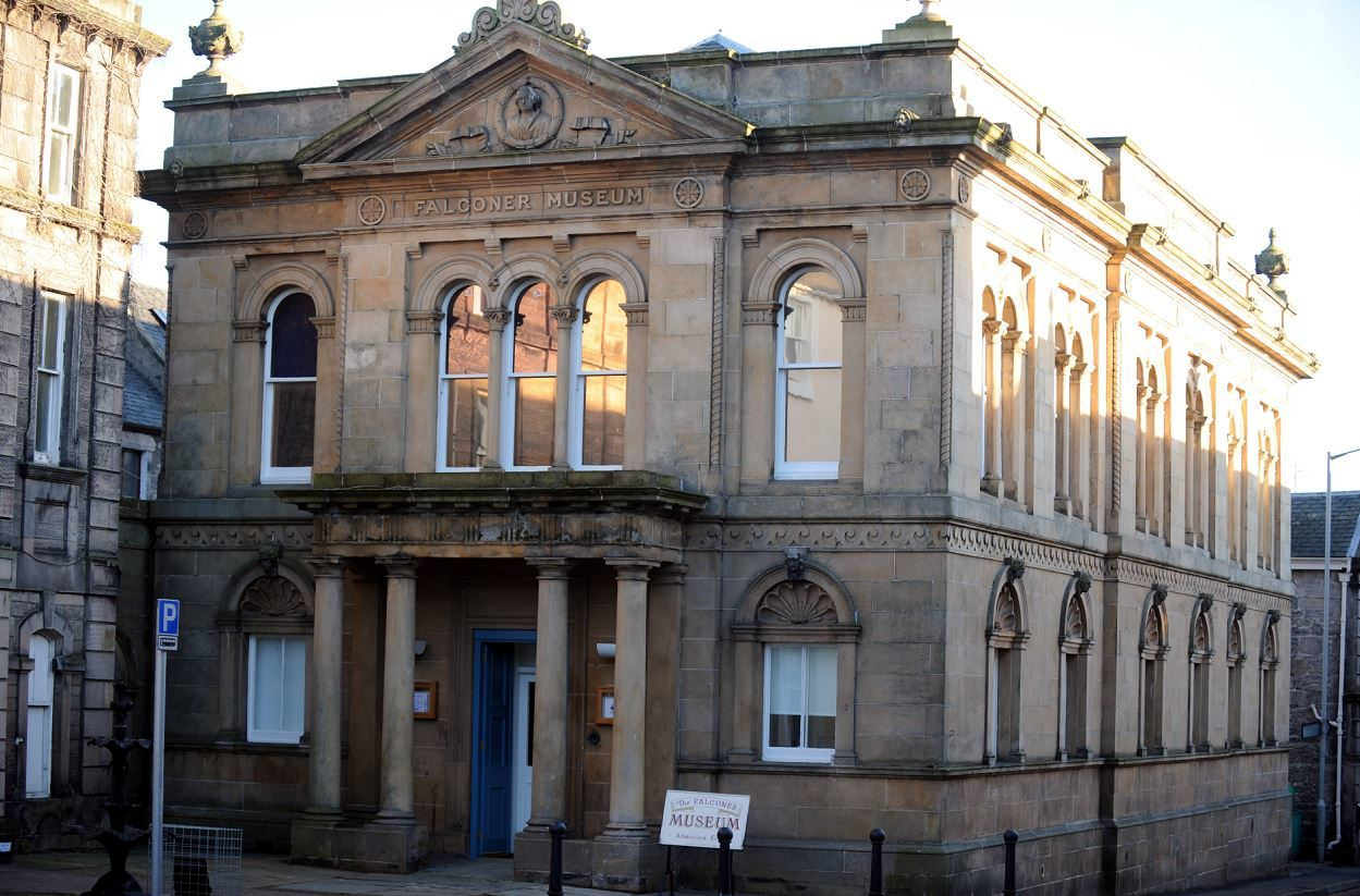 The Falconer Museum in Forres