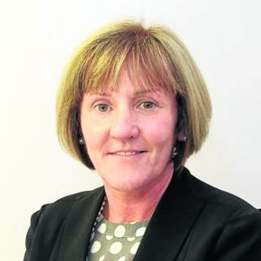NHS Orkney Chief executive Cathie Cowan