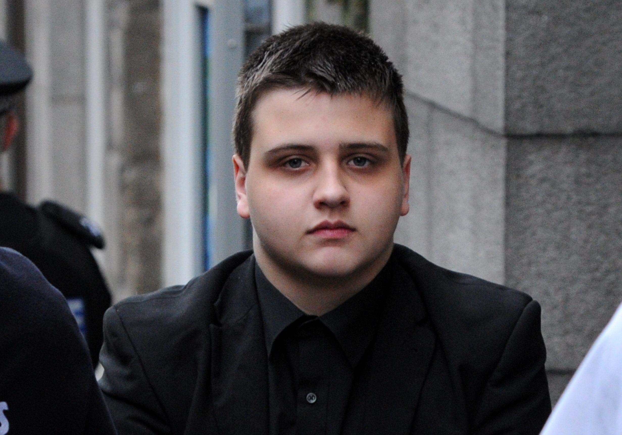 Daniel Stroud