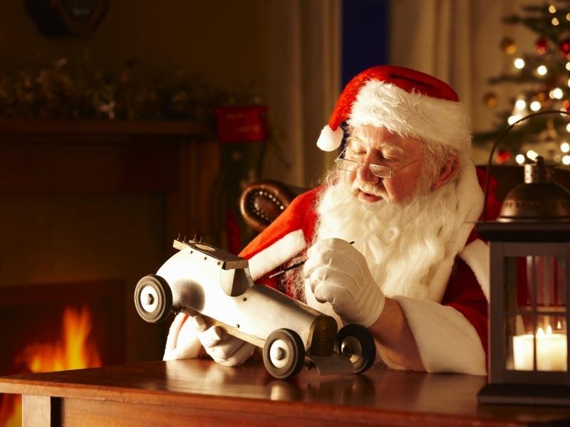 Lapland - Visit Santa