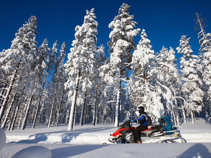 Lapland - Winter Sports